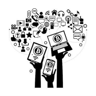 Bitcoin-diagram